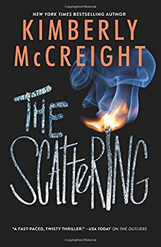 book cover of   The Scattering