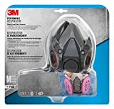 Tools & Hardware : 3M Mold and Lead Paint Removal Respirator, Medium
