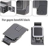 Eachbid HDMI Replacement Side Door Port Cover Repair Part Protect for GoPro HERO 5 6