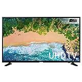 HDR Smart 4K TV, 55', 3840 x 2160 Pixel, Glossy Black