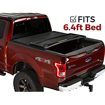 Amazon Com Tyger Auto Tg Bc3d1011 Tri Fold Tonneau Bed