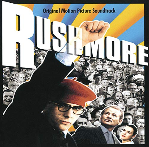 Rushmore [LP]