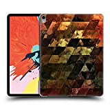 Official Spires October Rust Isometrics Hard Back Case Compatible for iPad Pro 12.9 (2018)