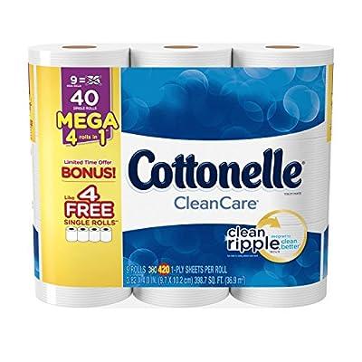 Cottonelle Ultra Cleancare Toilet Paper