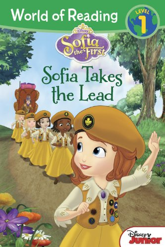 World of Reading: Sofia the First Sofia Takes the Lead: Level 1 (Sofia The First One Of The Princes)