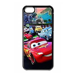 iPhone 5C Phone Case Black Cars ES3TY7841013