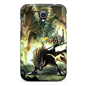Excellent Design The Legend Of Zelda Phone Cases For Galaxy S4 Premium Tpu Cases