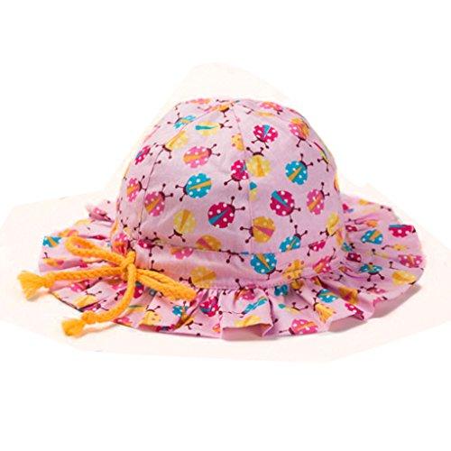 apas-cute-rippled-edge-drawstring-bow-bucket-hat-absorbent-print-sun-hats-for-infant-girls-1-3-year-