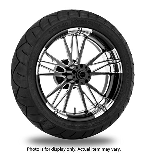 """Xtreme Machine Execute Xquisite Rear Wheel Package, 17"""" x 6"""" 9270-7716R-XEX-BMP"""
