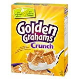 Golden Grahams Crunch Cereal, 340-Gram