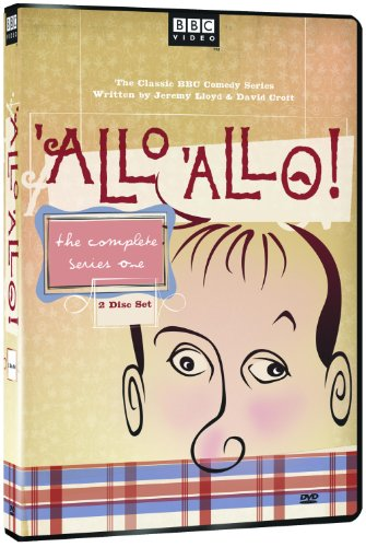'Allo 'Allo - The Complete Series One by Warner Home Video