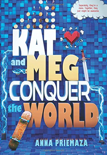 Amazon.com: Kat and Meg Conquer the World (9780062560803): Anna ...