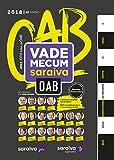 capa de Vade Mecum Oab Saraiva. 2018
