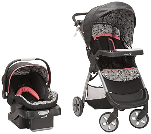 Safety 1st Amble Luxe Travel System with Onboard 35 Infant C