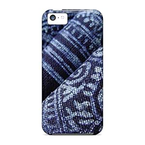 Shock-dirt Proof Orientaltribe Batik Case Cover For Iphone 5c