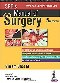 SRB's Manual of Surgery