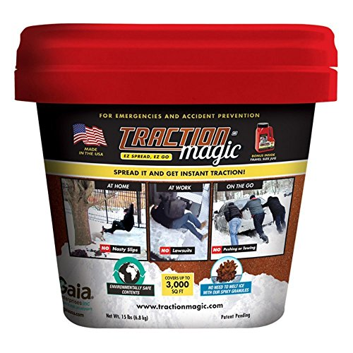 Traction Magic 15 Lbs From the Makers of Safe Paw by Traction Magic