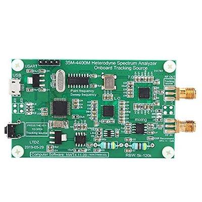 Spectrum Analyzer,LTDZ_35M-4400M Spectrum Analyzer USB Interface Signal Source Analysis Module