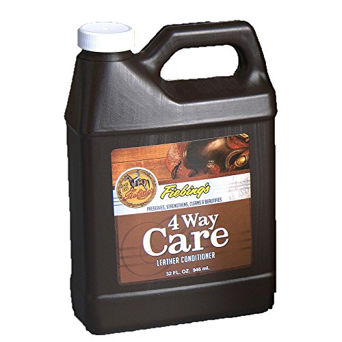 946ml Fiebing's Leather - Care 4 Way Leather