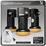 X2- Full HD KU Single Universal LNB