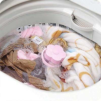 Reutilizable Lavado Limpio Lavadora Eliminación de Colador de pelo ...