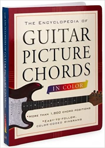 The Encyclopedia of Guitar Picture Chords in Color: Randall Wall ...