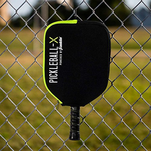 Franklin Sports Pickleball-x Individual Paddle Cover Pickleball-x Individual Paddle Cover-Green