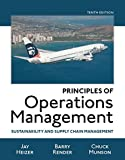 img - for Principles of Operations Management: Sustainability and Supply Chain Management (10th Edition) book / textbook / text book
