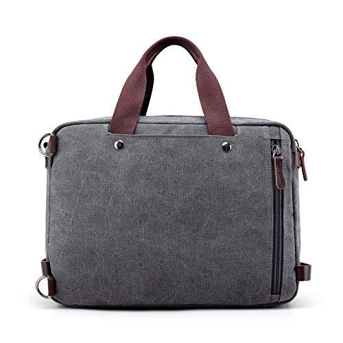 Casual A Shopping Bags Grey Borse Donne Tracolla Vintage Aredovl color Delle Tela Tote Crossbody Di Khaki C8P75