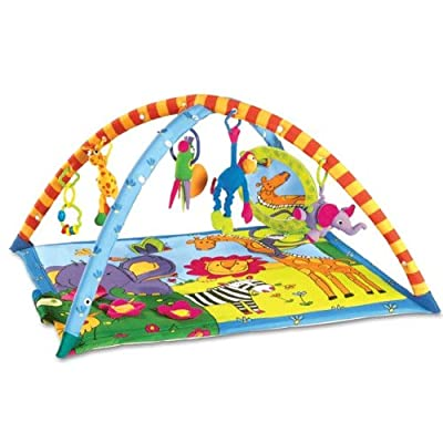 Tiny Love Super Deluxe Lights and Music Gymini Activity Gym by Tiny Love
