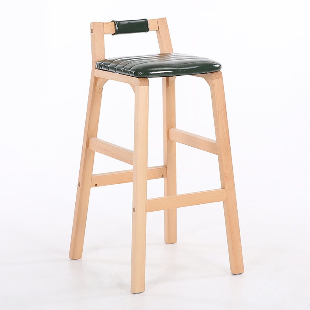 バーツ モダンな木製のバックバーのカウンタースツール、あなたは5つの座席の表面の色を使用することができますサイズ:42 * 74センチメートル、43.5 * 84センチメートル バースツール (色 : C, サイズ さいず : 42*74cm) B07BS6QWHT 42*74cm|C C 42*74cm