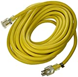 ATE Pro. USA 70049 Extension Cord, 50', 10 Gauge, 3-Prong