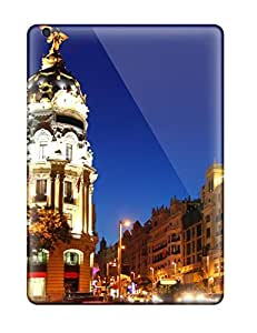 New SeEBWKY4661echgc Madrid City pc Cover Case For Ipad Air