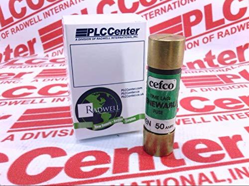CEFCO REN-50 Fuse TIME LAG 50AMP 250VAC Renewable