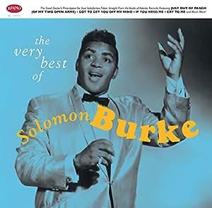 Solomon Burke The Very Best Of Solomon Burke Amazon