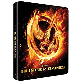 Die Tribute Von Panem The Hunger Games Exclusiv Steelbook Limited Edition 2 Blu Ray Dvd Uk Import Dvd Blu Ray