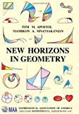 New Horizons in Geometry, Tom M. Apostol, 088385354X