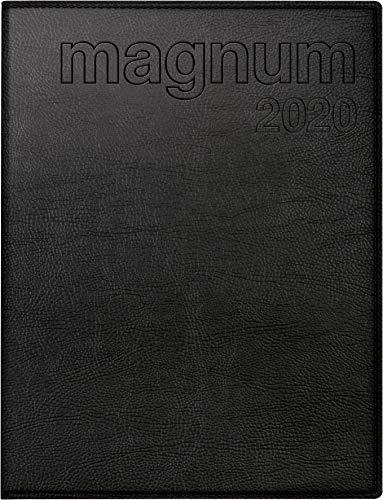 Buchkalender Magnum schwarz 2 Seiten/1 Woche Prestige 2015 (702706490) (Accesorio)