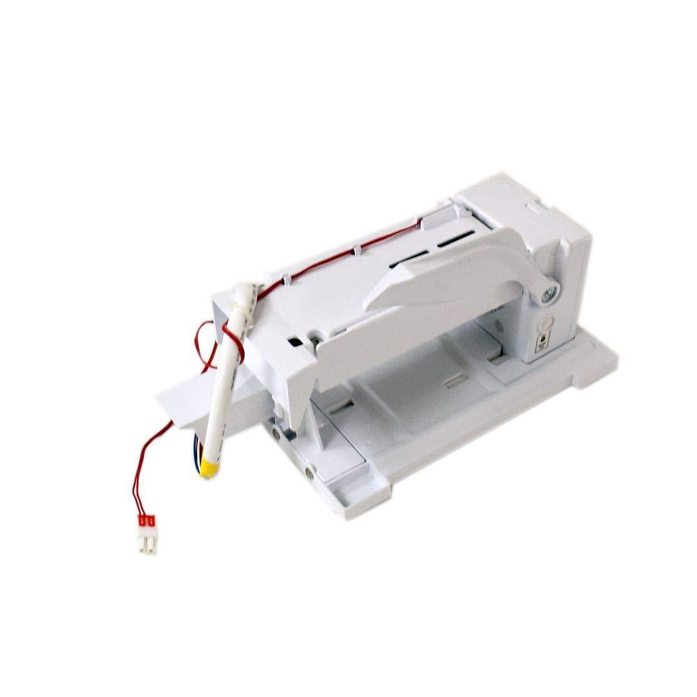 Haier 3011199500 Refrigerator Ice Maker Assembly Genuine Original Equipment Manufacturer (OEM) Part