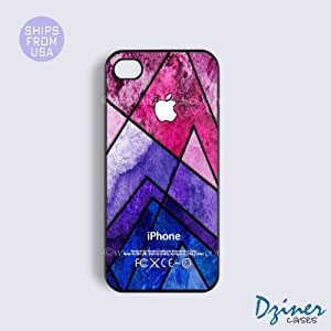 iPhone 6 Plus Tough Case - 5.5 inch model - Geometric Design iPhone Cover