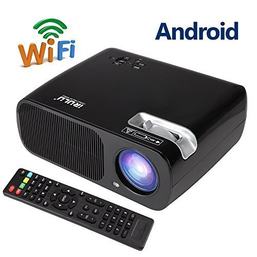 Video Projector With Android Portable Led Projector Mini