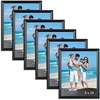 Amazon.com - Mainstays 8x10 Picture Frames, Set of 6 -