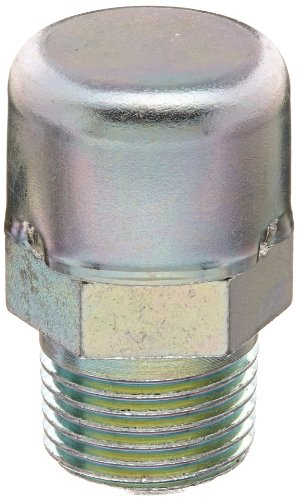 Gits 1633-037801 Style 1633 Breather Vent, 3/8-18 NPT Breather with Screen and Nylon Filter by Gits Manufacturing