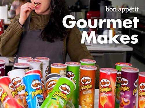 (Pastry Chef Attempts to Make Gourmet Pringles)