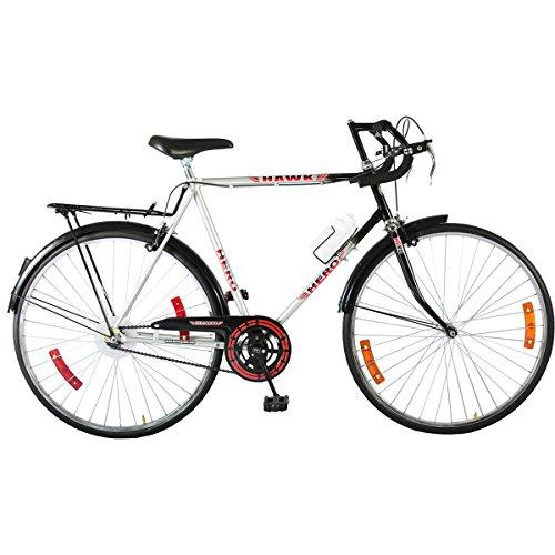 Hero Hawk Nuage 27T Cycle (White/Black)
