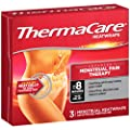 ThermaCare Menstrual Pain Therapy Heatwraps (3-Count)