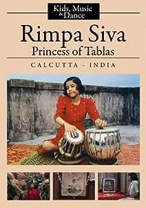 Rimpa Siva: Princess of Tablas (Home Use)
