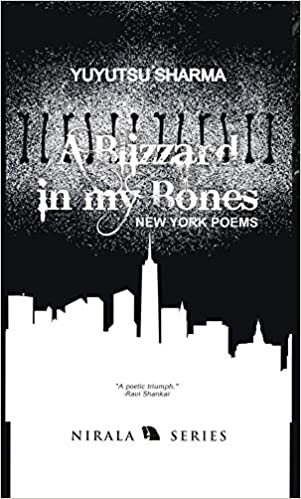Amazon Com A Blizzard In My Bones New York Poems 9788182500723