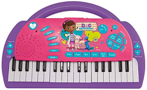 Price comparison product image Doc Mcstuffins Electronic Keyboard
