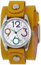 Nemesis Women's YGB1089S Showgirl Sleek Design Watch